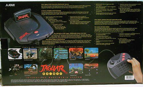 Atari Jaguar | A Video Game Collection