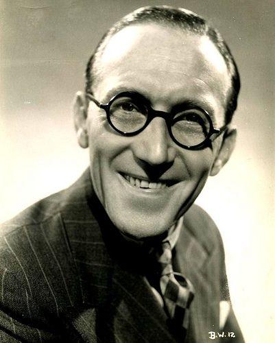 Comedian, Arthur Askey.
