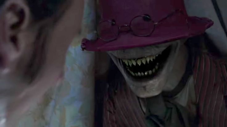 The Crooked Man From THE CONJURING 2 Is Getting a Spinoff Film — GeekTyrant