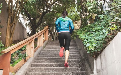 Why Stair-Climbing is Good for Runners (... and cheerleaders)