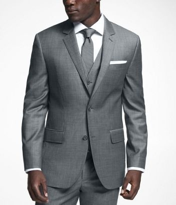MICRO TWILL PRODUCER SUIT JACKET at Express