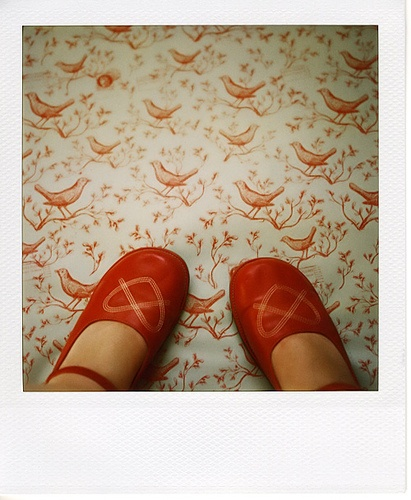 Red Shoes Fashion