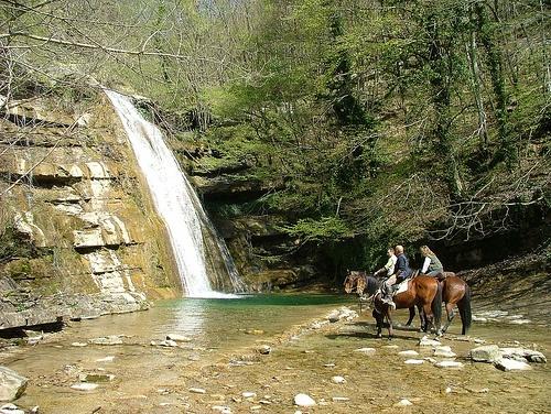 A cavallo lungo i sentieri del Mugello #Tuscany