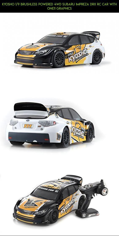 Kyosho 1 9 Brushless Powered 4wd Subaru Impreza Drx Rc Car With