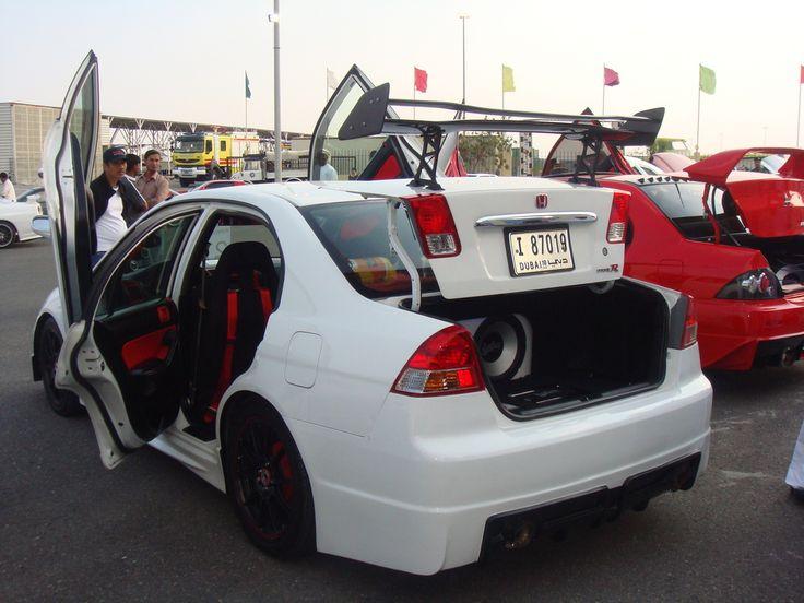 Rims For 2001 Honda Accord ... HONDA CIVIC | Modified Cars | Pinterest | Honda civic and Honda