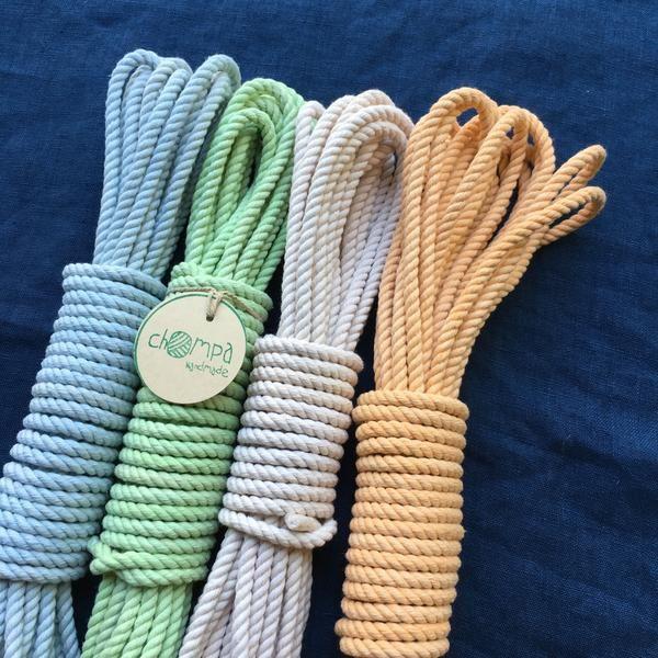 Popular Twisted Rope mm m u ChompaHandmade