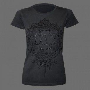 "Women's ""XXI"" Rammstein T-Shirt"