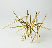 "Sculpture+Tubulaire+""Burst""+/+Tubular+Burst+Sculpture."