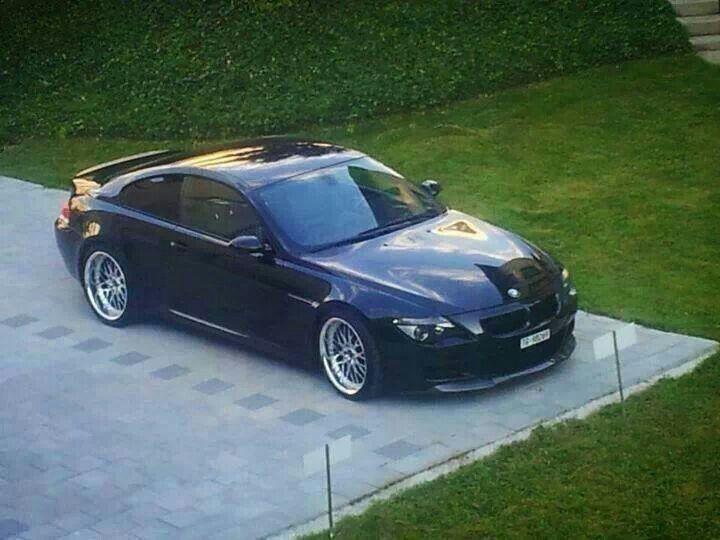 BMW E63 Hamann M6