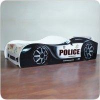 Pat copii masina Politie americana