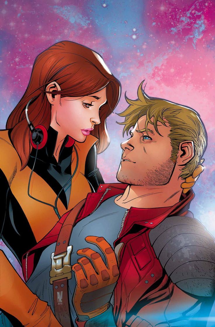 LEGENDARY STAR-LORD #8 … JANUARY 2015 …  SAM HUMPHRIES (W) • PACO MEDINA (A/C) •  Couples fight. We all know they do. Especially when one half of the couple is Peter Quill. You know what we find often helps a rough patch? Space mischief and scoundreling! That's a word, right?  Of course, it can also distract you from the whole…guarding the galaxy thing. Relationships, am I right? #Starlord #KittyPryde