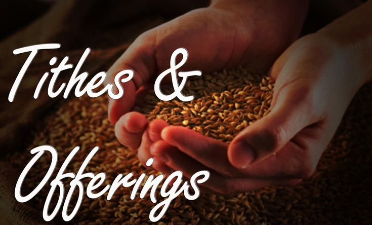 tithes and offerings - Yahoo Image Search Results