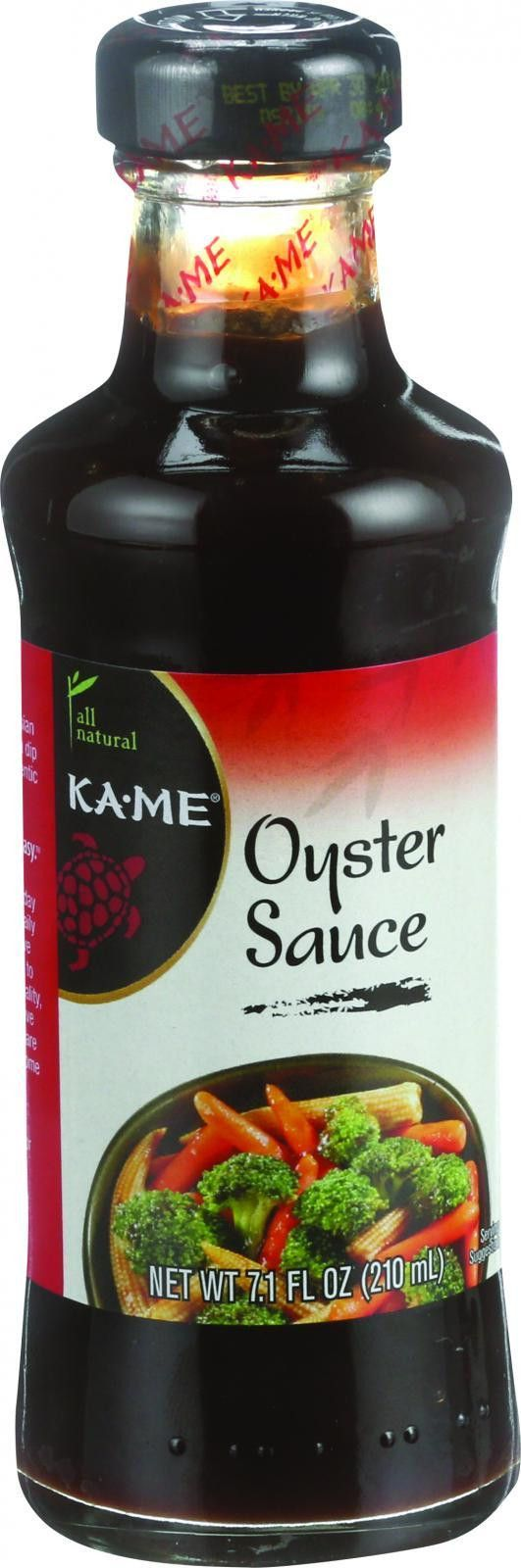Ka'me Oyster Sauce - 7.1 Oz - Case Of 6