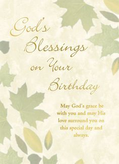 Spiritual birthday wishes images that can be shared - Google Search
