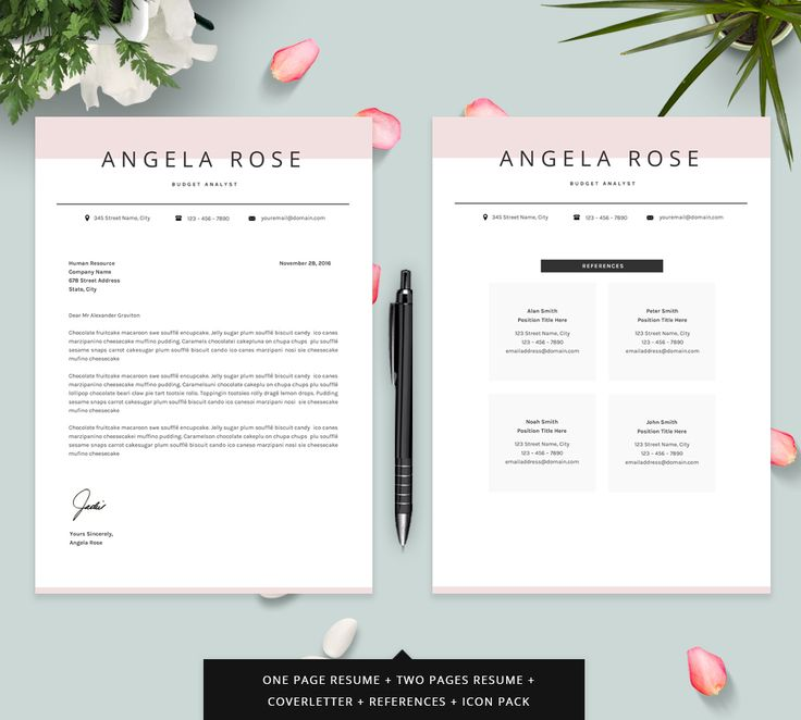 Best Resume Images On   Resume Templates Letter
