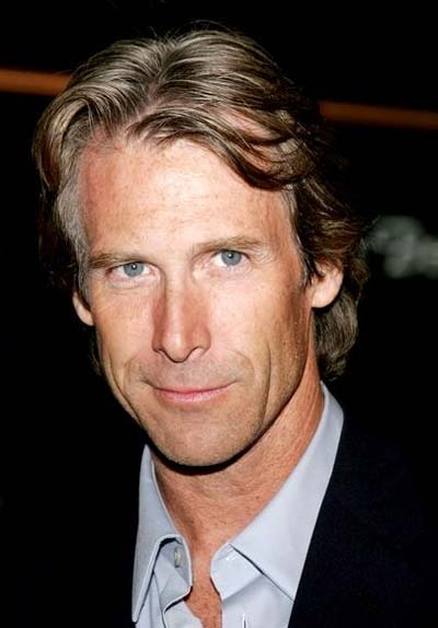 "Michael Bay (Director of ""Transformers"" etc)"