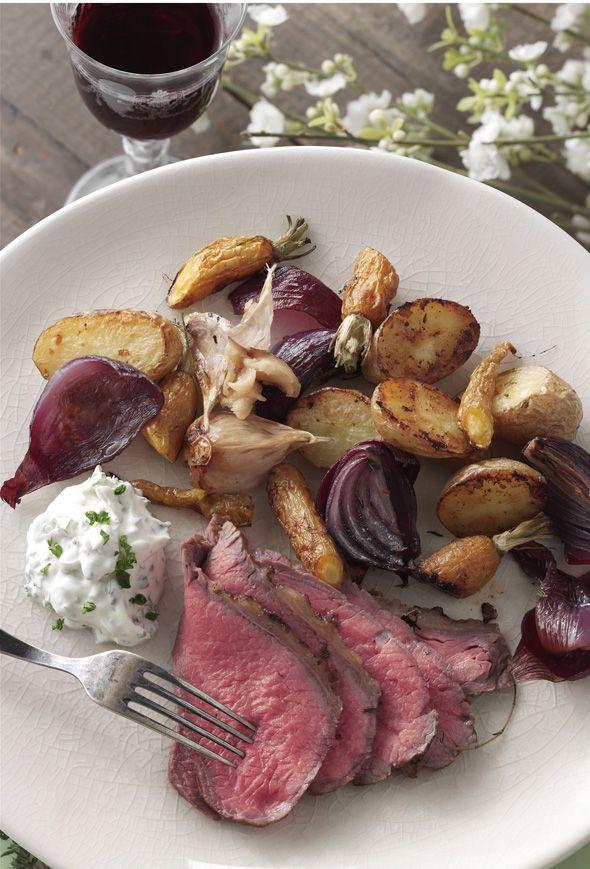 Kalveculotte er nem og lækker ret til gæsterne - kokken Mathias Holt guider dig i denne video.