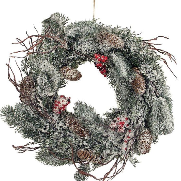 Zasnežené dekorácie s čo najvernejším obrazom prírody, sú v kurze. Ak ste sa toho roku rozhodli pre vianočnú výzdobu v duchu ľad, sneh, cencúle a čečina, tak je