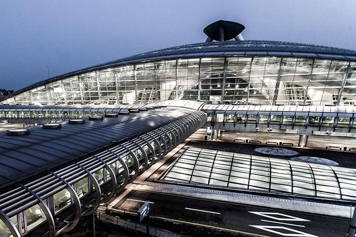 Международный аэропорт в Инчхоне