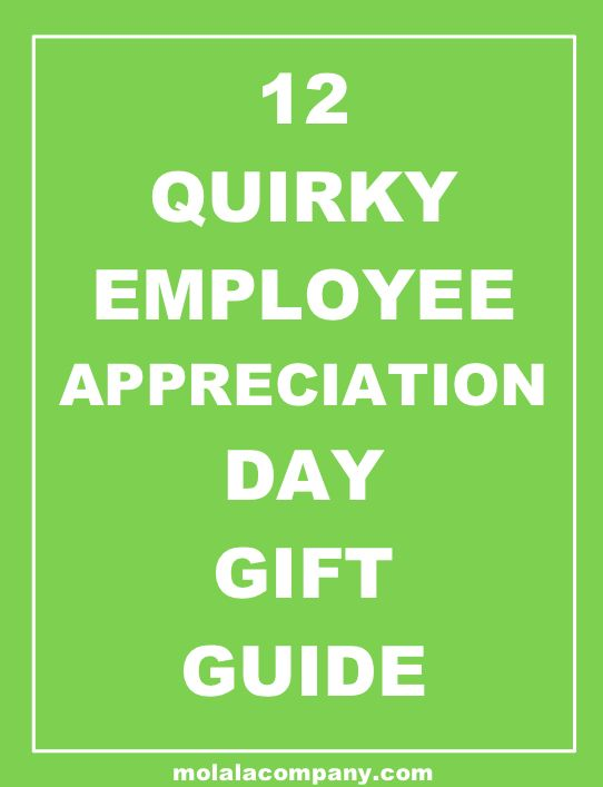 12 employee appreciation day ideas