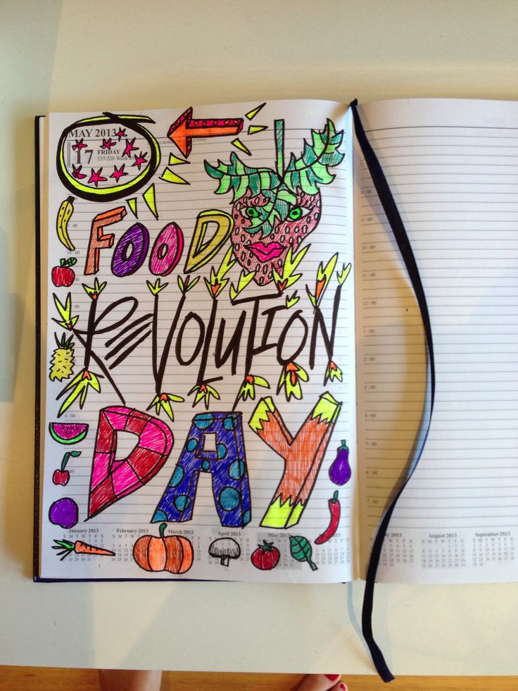 Food Revolution Day  by L. Arjona