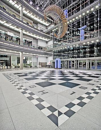 Art & shopping - Stary Browar mall in Poznan :: Studio ADS :: Hochtief Polska 2003,2007