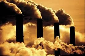 369918471000 metric tons of green house gases released to the air and rising