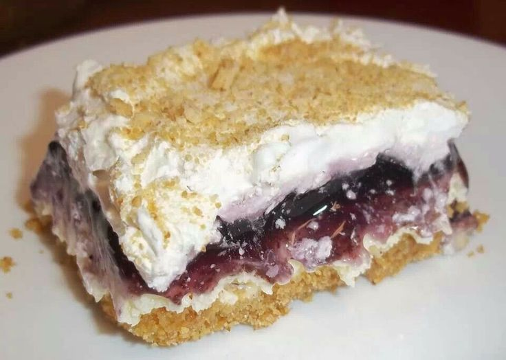 Blueberry Dessert Recipes Pinterest Blue Berry Cream Cheeses And Blue