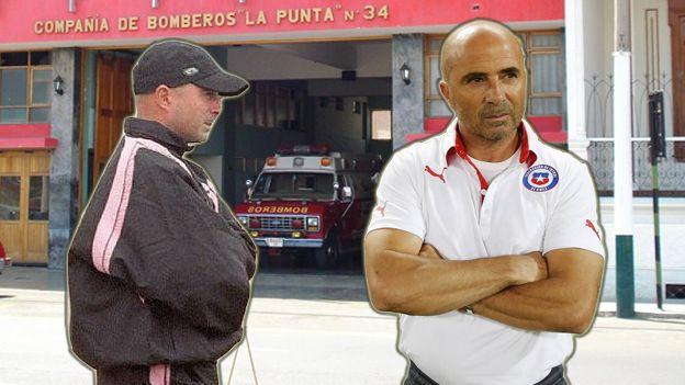 Jorge Sampaoli: de vivir con los bomberos del Callao a eliminar a un campeón mundial #Depor