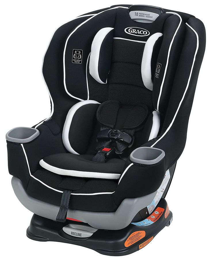 Graco Baby Extend2Fit Convertible Car Seat Infant Child Safety Binx NEW 47406152575 EBayConvertibleCarSeat
