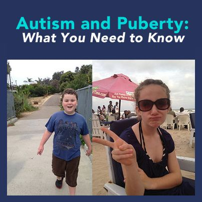 Click here if you could use some advice on helping your teen with #Autism cope with puberty