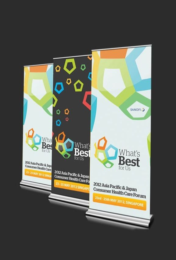 Design Banner Design Rollup Graphic Google Search Pull Up Banner