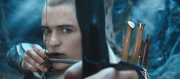 Der Hobbit - Smaugs Einöde Review. Das CGI ist zwar etwas auffällig, aber im Großen und Ganzen besser als der 1.Teil - http://www.jack-reviews.com/2013/12/Der-Hobbit-Smaugs-Einoede-Review.html