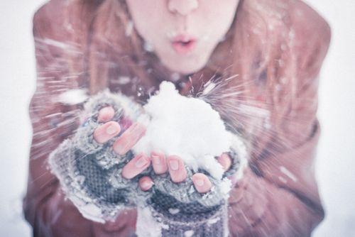 snow, snow, snow!