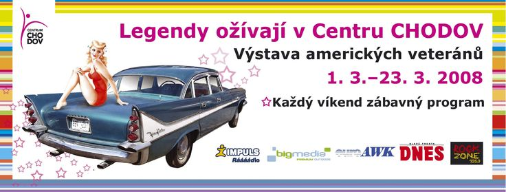 Billboard pro OC Chodov