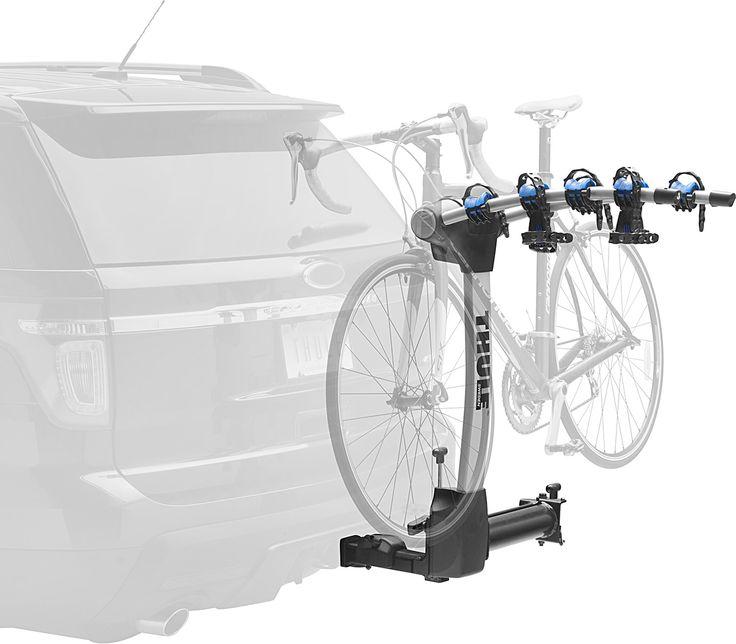 Thule Apex Swing 4 Bike Hitch Rack at REI.com