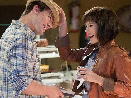 seriously the only photo I could find of Rachel McAdams' hair in The Vow