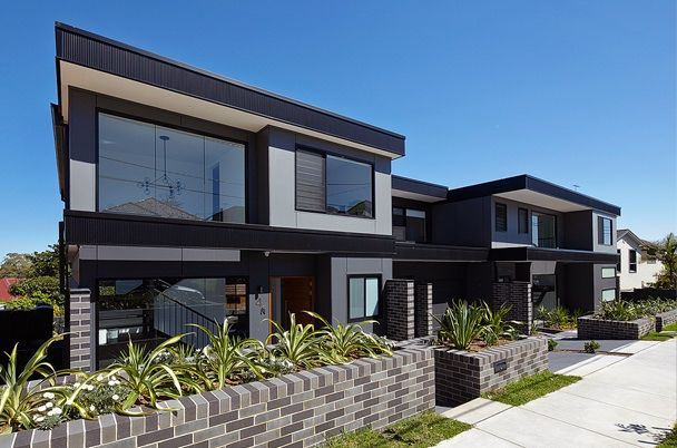 14 best dual occupancy home designs images on pinterest for Dual occupancy home designs sydney
