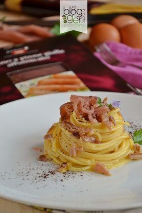 spaghetti alla carbonara di mare