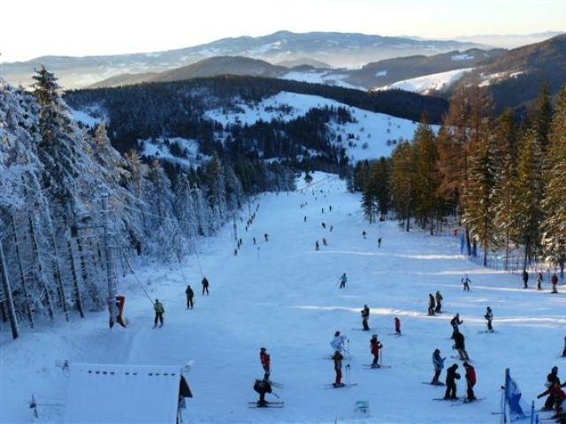 Nie wiesz gdzie na narty? Dwie Doliny Muszyna - Wierchomla! - www.wierchomla.com.pl/stacja-narciarska-zima