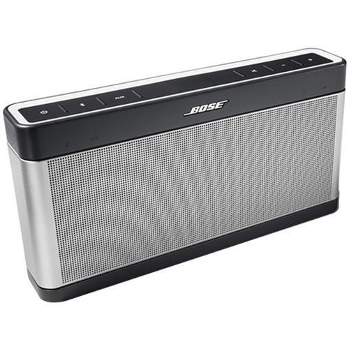 Caixa de Som Bluetooth Bose Soundlink III Mobile Speaker