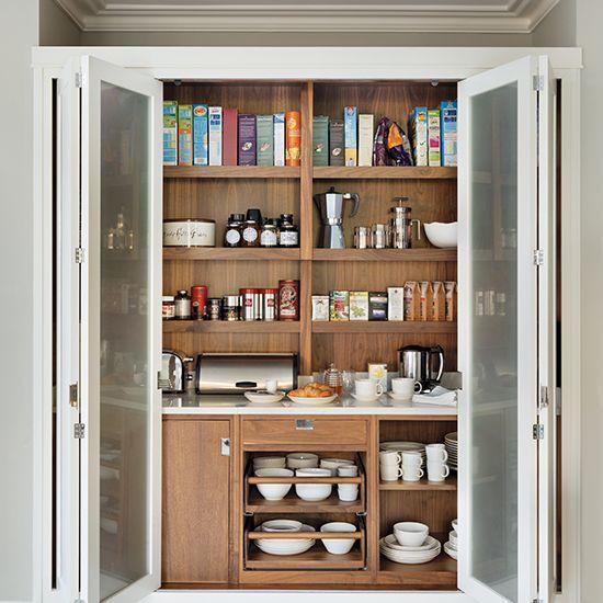 Kitchen Pantry Storage Solutions: 8 Best Smallbone Kitchens Images On Pinterest