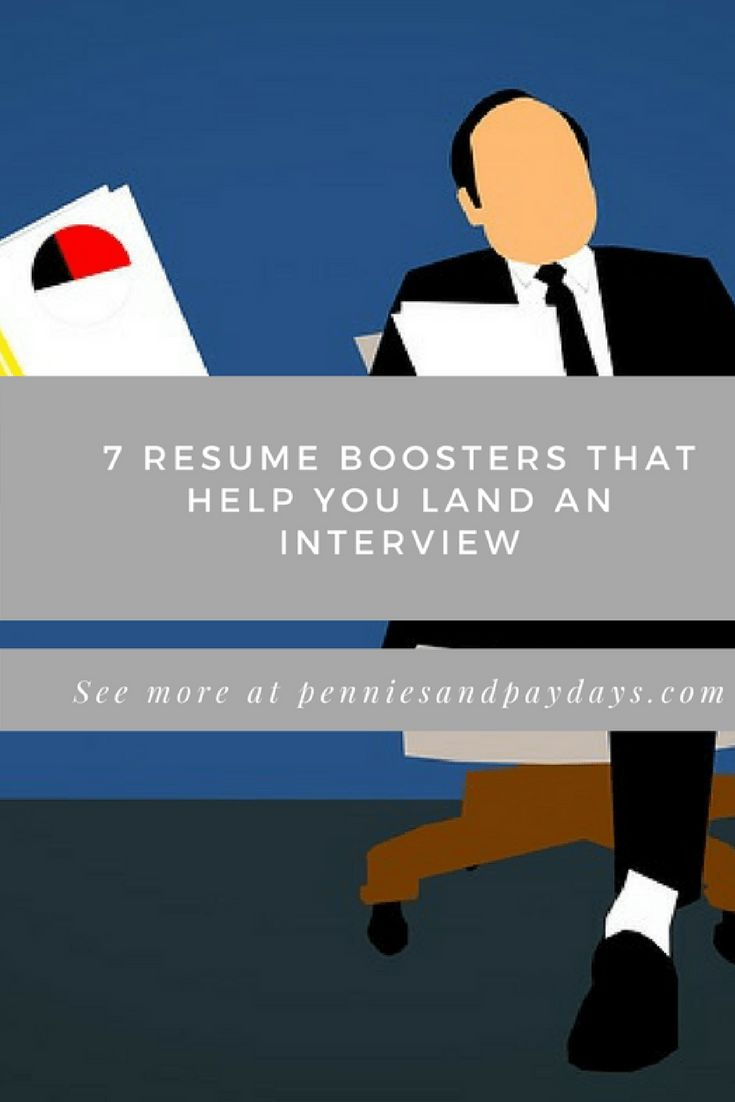 Resume Boosters You Need To Know About The job market is more competitive than ever and when you're applying for positions you're going to come up against a lot of competition. It used to be that having a degree put you ahead of a lot of other applicants but with the number of people with …