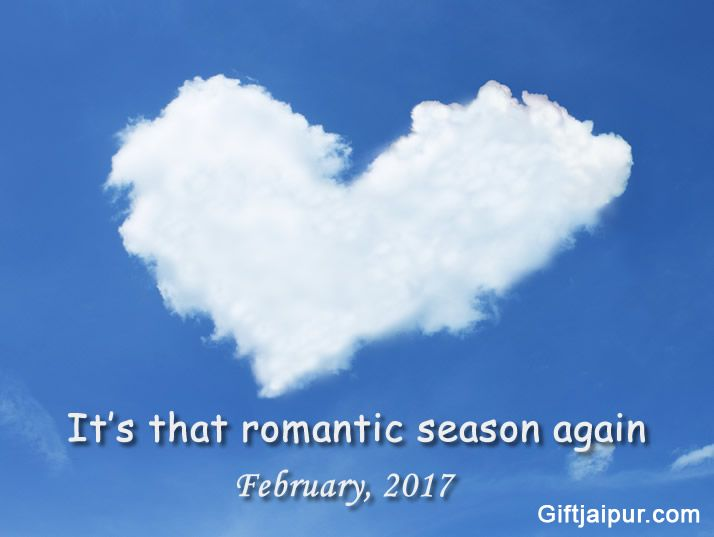 Get Ready for #Romantic Season