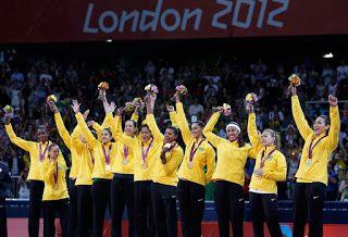 Blog Esportivo do Suíço:  Vôlei feminino do Brasil inicia busca pelo tri olímpico contra Camarões