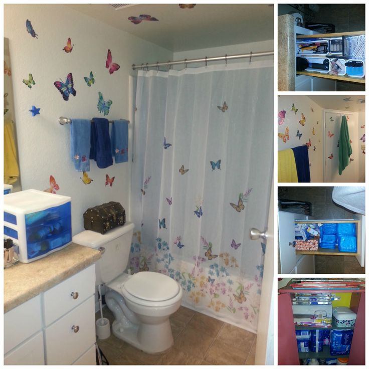 This Is My Butterfly Bathroom Butterflies Make Me Happy Organized And Butterflied