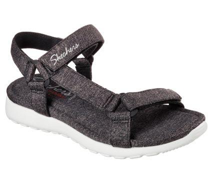 Sketchers Breeze Low Jersey Knit Memory Foam Sandal comfy!
