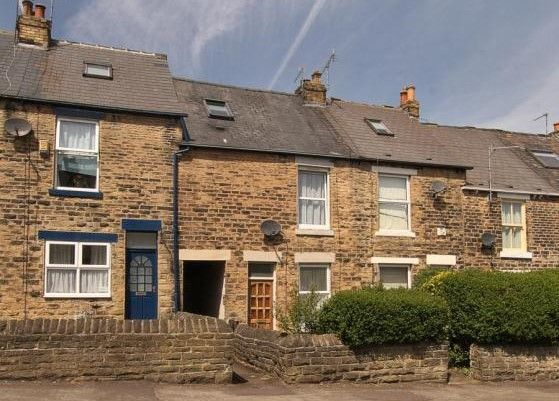 4 bedroom terraced house for sale in Sheffield, South Yorkshire