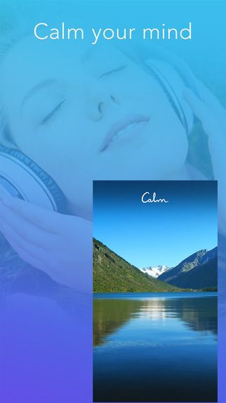 Relax with Calm, a simple mindfulness meditation app featured in the New York Times and LifeHacker, that will bring more clarity, joy, and peace of mind into your life, at work or at home.