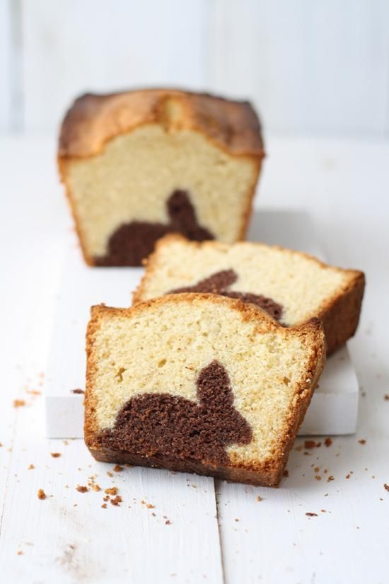 Easter treat - How to make bunny bread.